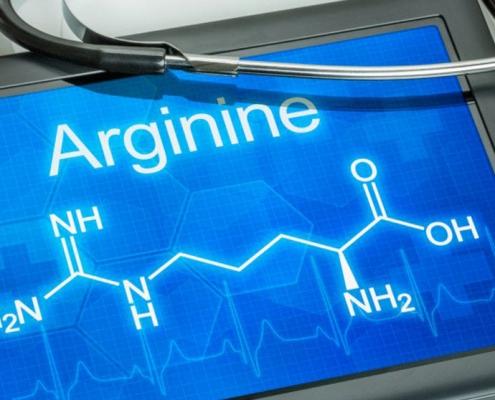 ترکیب شیمیایی ال آرژنین