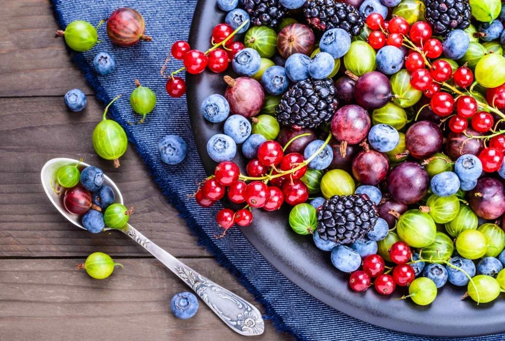 منابع میوه ای