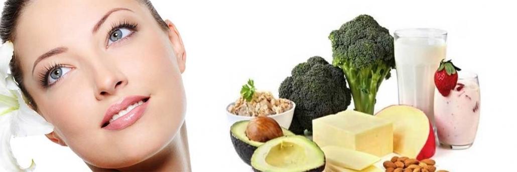 مواد غذایی که باعث افزایش کلاژن سازی پوست می شوند