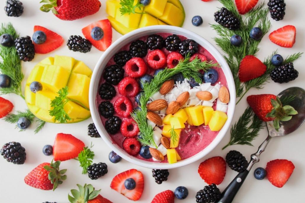 رژیم غذایی سالم باعث پیشگیری از ترک پوستی می شود