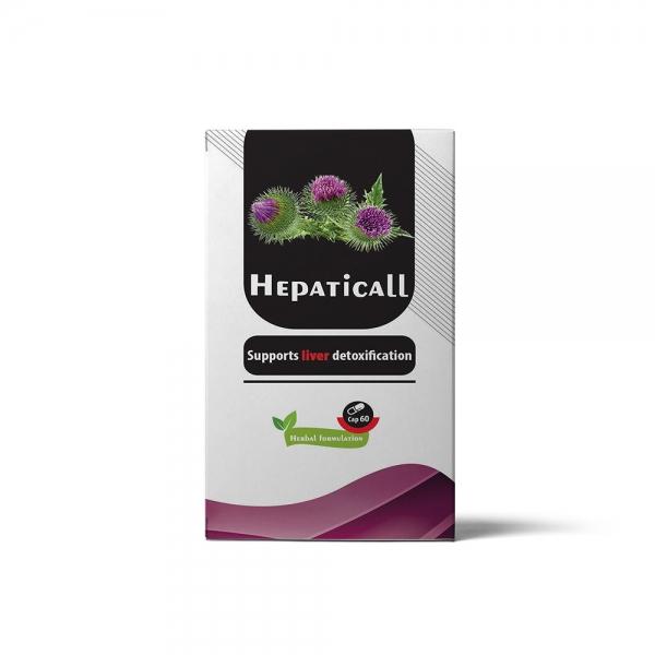 کپسول هپاتیکال ژیکال