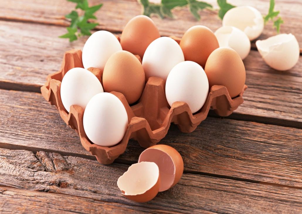 اثرگذاری سفیده تخم مرغ بر بهبود ترک پوستی