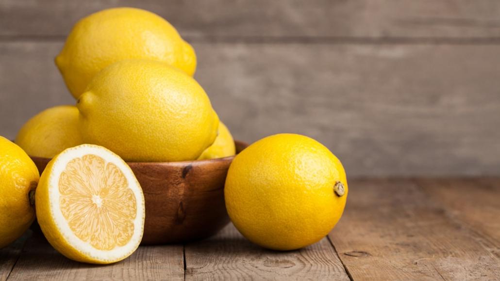 لیمو و سخت شدن ناخن