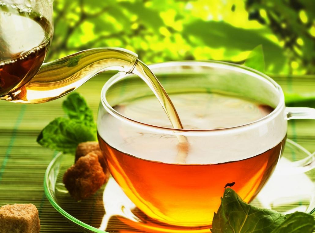 تاثیر علف چای بر افسردگی