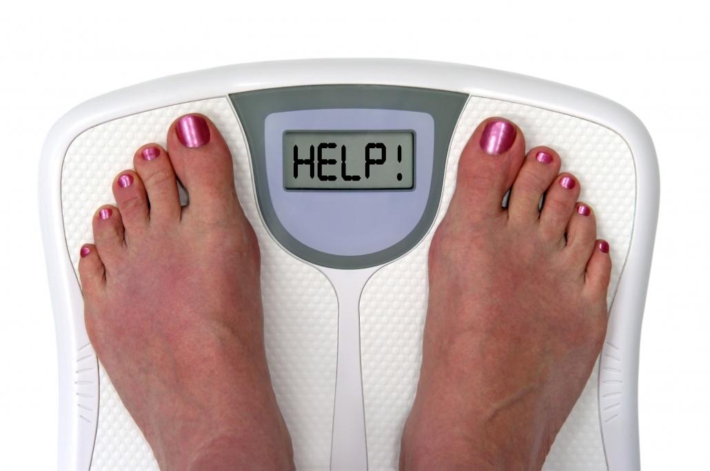 کاهش نا گهانی وزن