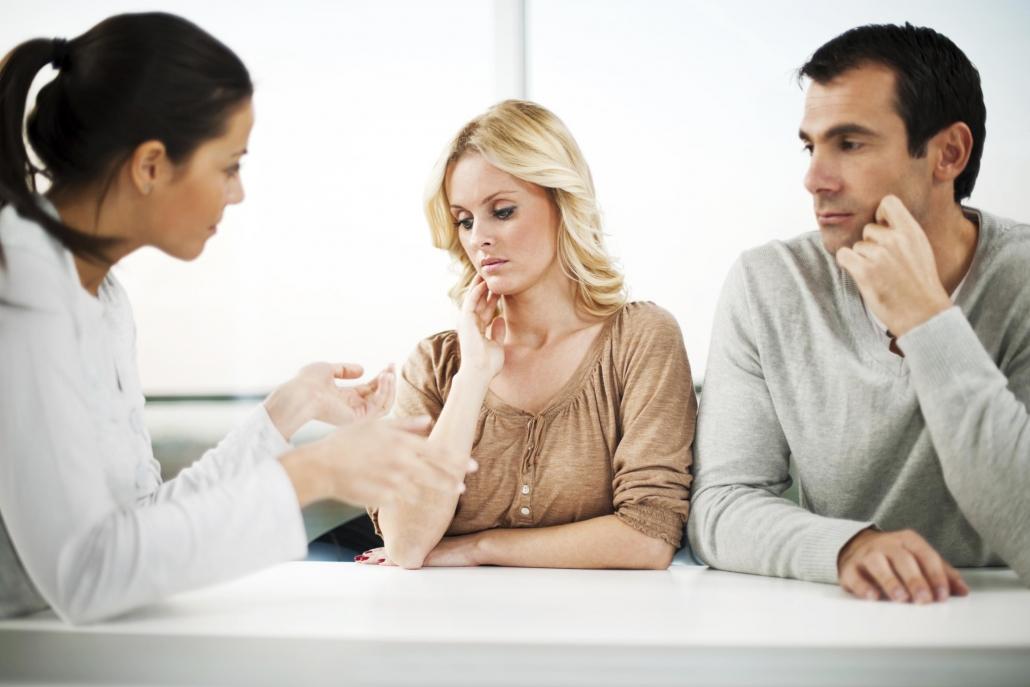 مشکلات روابط جنسی زنان و مردان